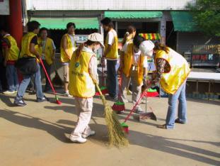 勞作教育校外服務